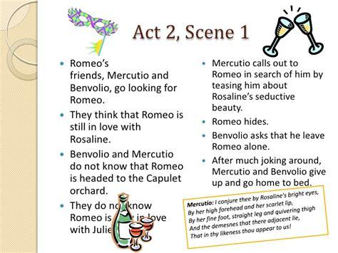 Romeo Monologue Balcony Scene by Romeo And Juliet Act 2 Notes