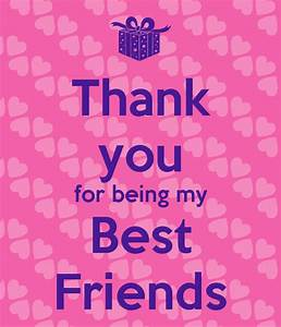 Thank You Best Friend Quotes. QuotesGram