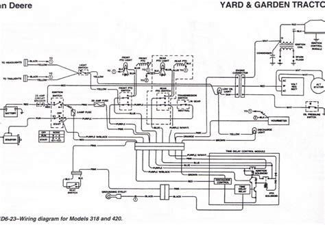 4230 Deere Wiring Diagram by Deere 4230 Wiring Diagram Volovets Info