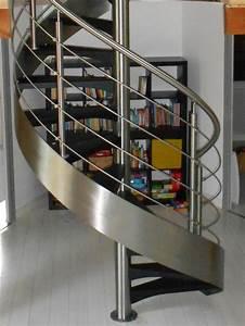 Escalier Helicoidal Moderne Accueil Design Et Mobilier
