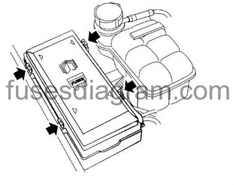 Land Rover Freelander 2 Fuse Box Diagram by Fuse Box Land Rover Discovery 2