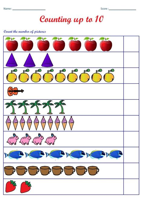 Worksheetskindergartenfreeprintableeducationalcountingcoloringsheets Kindergarten