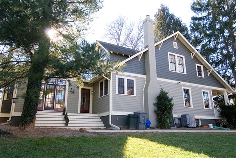 1920s Craftsman Style Bungalow Remodel  Old Dominion