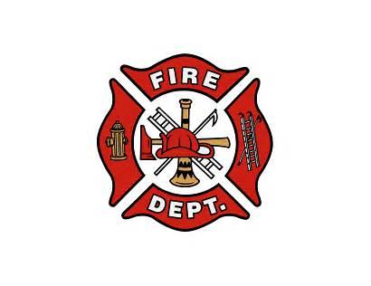 Fire Department Emblem Dept Symbol Firefighter Symbols
