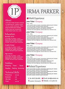 custom resume template word resume template photoshop With custom resume templates