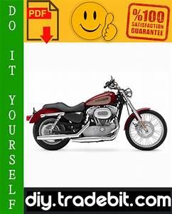 Harley Davidson Sportster Motorcycle Service Repair Manual