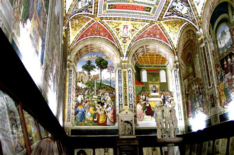 Siena Cathedral Piccolomini Library