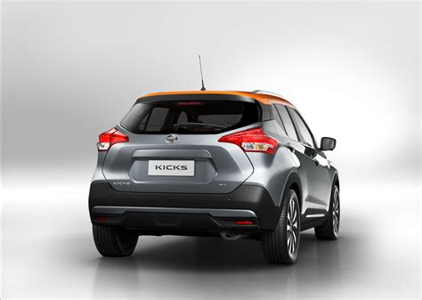 nissan kicks kicks is nissan 39 s new global subcompact crossover 15