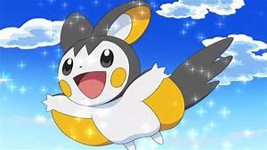Iris's Emolga - Bulbapedia, the community-driven Pokémon ...