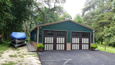 Steel Garage Buildings Prices by Viking Steel Structures Metal Carports Barns Garages