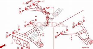 34 Honda Rancher 420 Parts Diagram