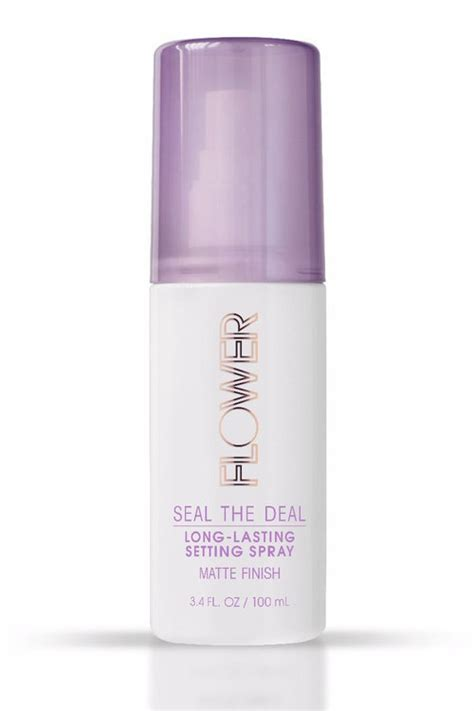 flower beauty seal  deal long lasting setting spray
