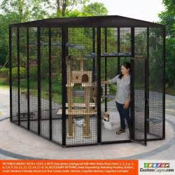 cat cages 1000 ideas about cat cages on cat kennel cat