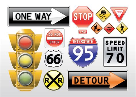 Svg road tags topic vector. Road Signs Vectors Vector Art & Graphics   freevector.com