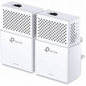 Tp-link Gigabit Powerline Starter Kit White Tl-pa7010 Kit
