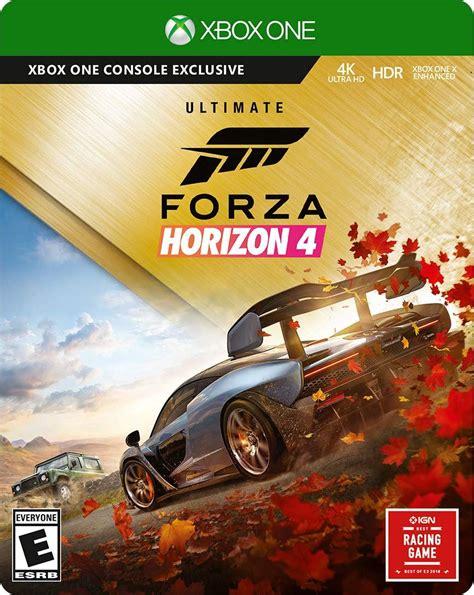 forza horizon 4 release date forza horizon 4 ultimate edition xbox one release date