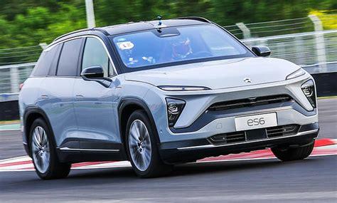 Neuer Nio Es6 by Neuer Nio Es6 2019 Erste Testfahrt Autozeitung De