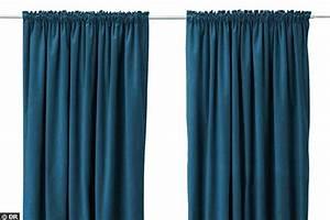Rideaux Velours Bleu : rideau bleu nuit des nouveaux rideaux pour habiller mes fen tres c t ~ Teatrodelosmanantiales.com Idées de Décoration
