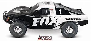 Traxxas releases 'FOX Edition' Slash 4×4 | RCNews.net - RC ...