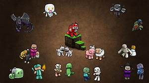 Minecraft Wallpaper Mobs | Minecraft Wallpapers | Minecraft