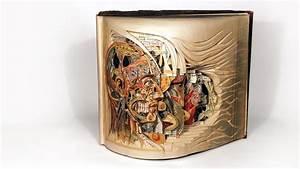 Brian Dettmer  Old Books Reborn As Intricate Art