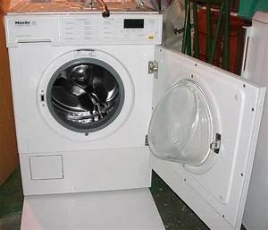 Miele Waschmaschine Gewicht : miele softtronic unterbau waschautomat w2659 wpm sehr gut ~ Michelbontemps.com Haus und Dekorationen
