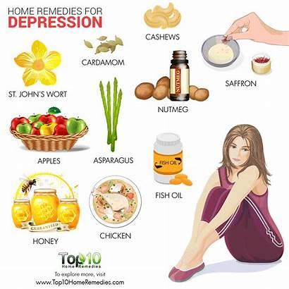 Depression Remedies Treat Patients Top10homeremedies