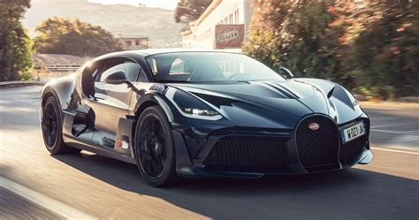 10 Supercars That Prove Gas-Powered Cars Are Still The Best
