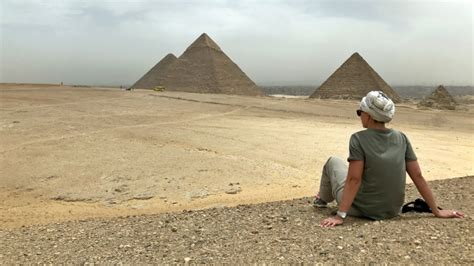What It's Like To Visit Egypt As A Solo Female Traveller I