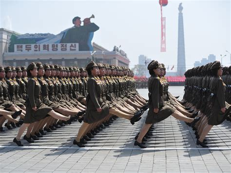 North Korea Military Weapons