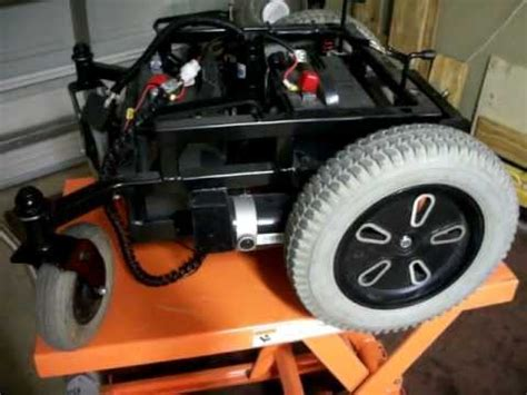 remote lawn mower build pt 1 youtube