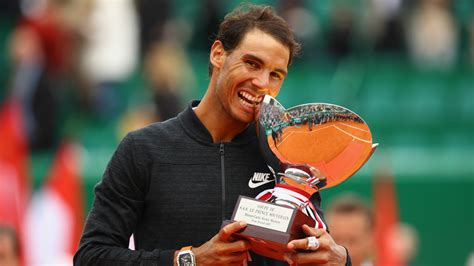 Get the latest stats and tournament results for tennis player Rafael Nadal on ESPN.com.