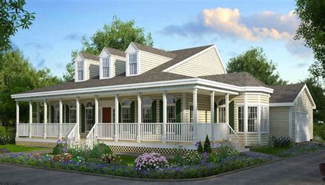 dormers   classic porch  country style home  draw  attention