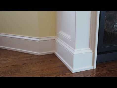 install shoe molding tips  designing interior