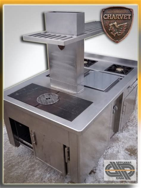 cuisine charvet piano 39 ilot central adossé 39 charvet 1m80 x 1m20