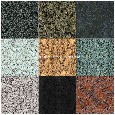 carrelage multicolore cuisine granit naturel revêtement de sol carrelage cuisine