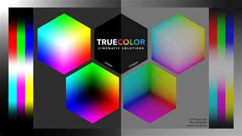 true color test home truecolor