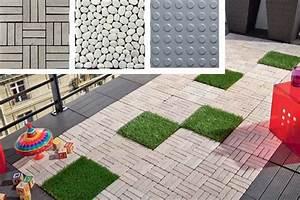 Dalle De Terrasse Composite : dalle terrasse exterieur ~ Melissatoandfro.com Idées de Décoration