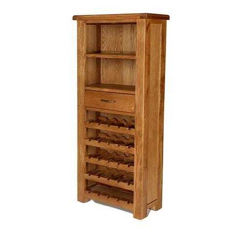 wine furniture cabinets rushden solid oak furniture wine cabinet