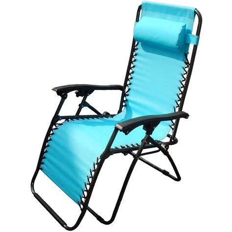 new zero gravity garden reclining recliner relaxer lounger
