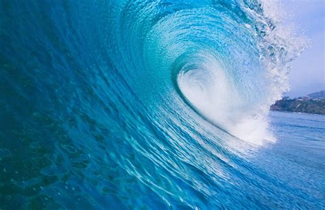 Cool Hd Photo by Tidal Wave Wallpaper Mural Cool Wave Effect