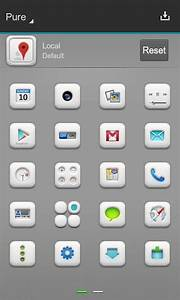 Pure Next Launcher 3D Theme Free Android Theme download ...