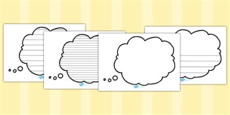 thought bubble powerpoint template editable thought bubble thought bubble thinking bubble