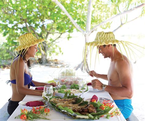 cuisine plus tahiti tikehau pearl resort spa e tahiti travel