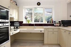 Wheelchair Accessible Kitchen Designs I&E Cabinets
