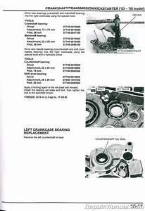 Honda Crf 150 Engine Diagram
