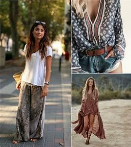 Style Chic Femme : mode femme boheme chic ~ Melissatoandfro.com Idées de Décoration