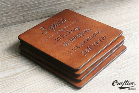 3rd anniversary gift ideas for leather gifts for men 3rd anniversary gift ftempo