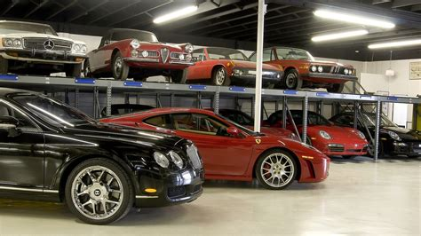 Dallas Car Storage  Exotic, Classic, Antique, Long Term