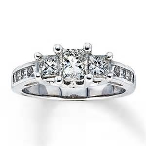 2 ct engagement ring 2 carat princess cut three engagement ring engagement ring wall
